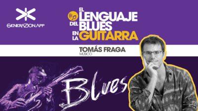 Lenguaje del blues en la guitarra