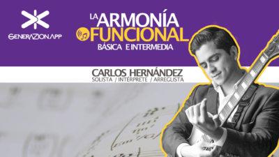 Armonia funcional basica e intermedia
