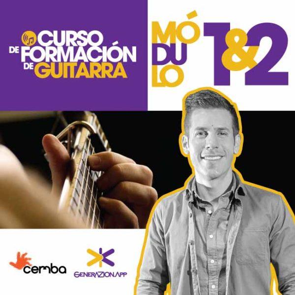 Curso de Formación de Guitarra M1y2