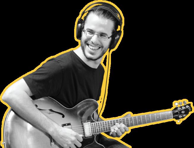 Tomas Fraga recursos improvisacion jazz