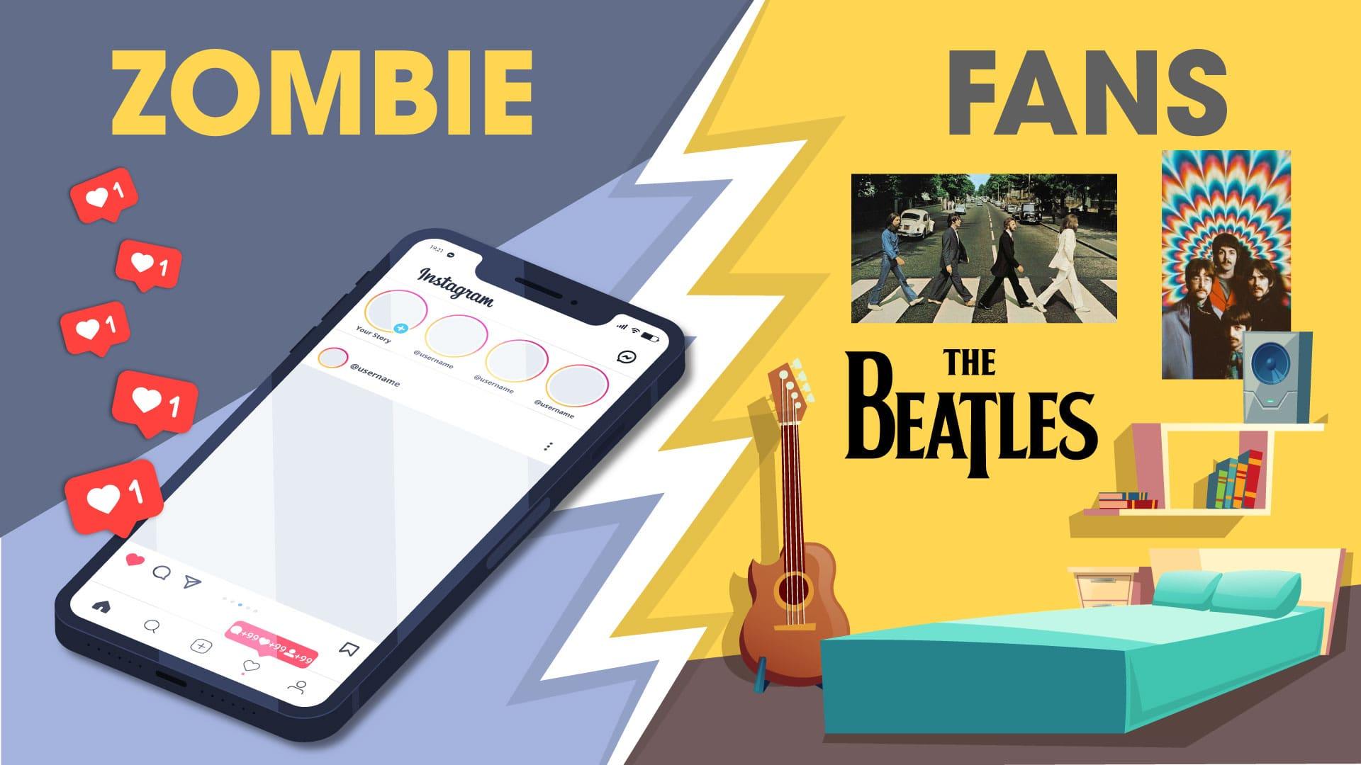 fan-vs-zombie